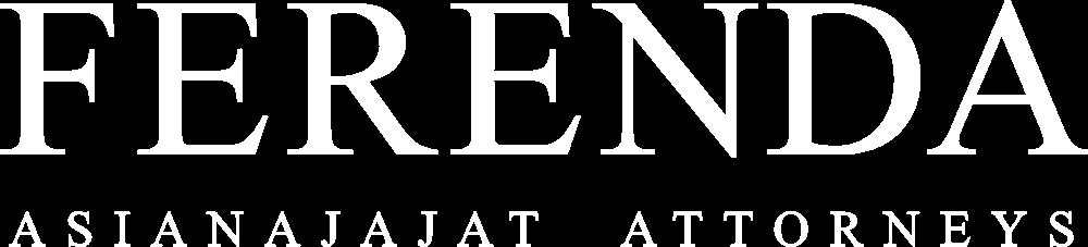 Ferenda asianajotoimiston logo